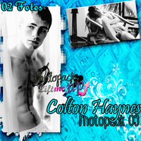 Photopack 09 Colton Haynes by PhotopacksLiftMeUp