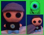 Youtubers - Jacksepticeye Plushie by Jack-O-AllTrades