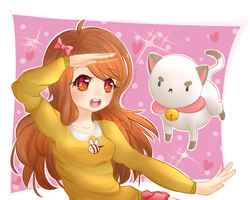 Bee and Puppycat~ by UsagiMomo-Chan