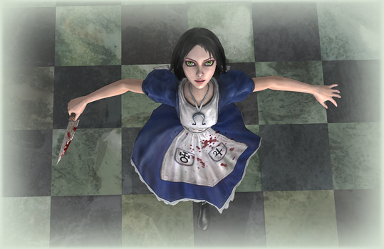 We're all Mad here by tombraider4ever