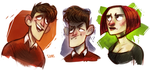 floating clone high heads by SIIINS