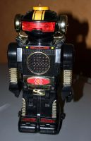 80's toy robot by deadenddoll-stock