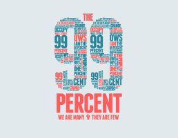 The 99 Percent by johnsoko3236