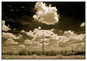 Clouds in sepia P1010790 1 by harrietsfriend