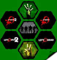 Left4Dead 1 and 2 by WE4PONX