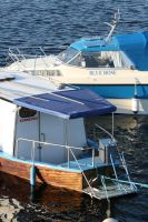 boats at konnevesi by Rovis2