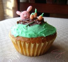 Easter Cupcakes 3 by xcalixax