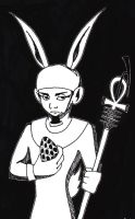 Ptah......the Easter Bunny by PolaristheCepheid