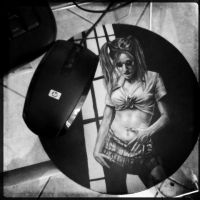 Jeanette Mousepad by GotikHouse