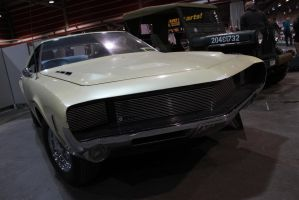 AMX Number 1 by KyleAndTheClassics