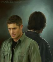 Do not let me go by AmberJoe