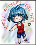 Father's Day Card!  by EvilCrayonsOfDoom