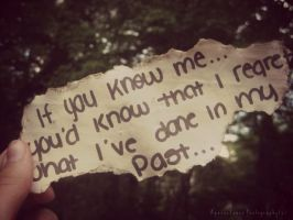 Do you really know me? by ApachePower