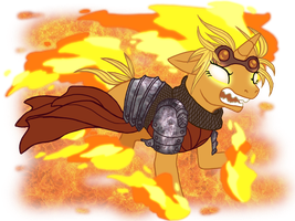 Chandra Neighlaar by CometTheMicroraptor