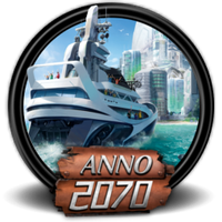 Anno 2070 - Icon by DaRhymes