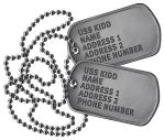 Dog Tags by JeremiahLambertArt