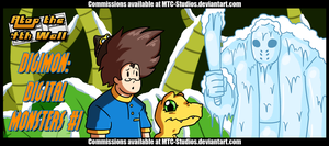 AT4W: Digimon- Digital Monsters #1 by DrCrafty