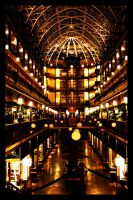 Cleveland's Hyatt Hotel by blinkprincess