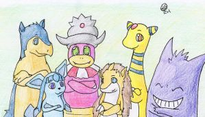 Your Team Nodded Slowly by MineralRabbit