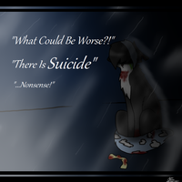 ''What Could Be Worse?!'' by BRlCK