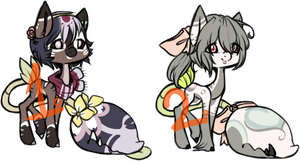 Plant pony adopts - OPEN by Ad-opt