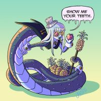 Show Me Your Teeth by Yamino