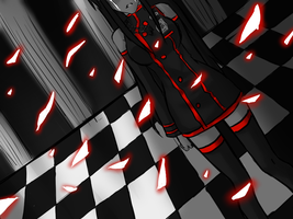 DGM: Lost the will to fight by GazeRei