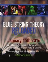 BST Reloaded Flyer (1/15/16 show) by INF3CT3D-D3M0N