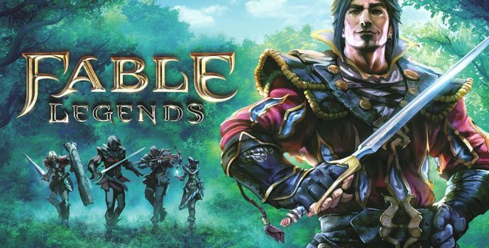 Fable Legends by JimboBox