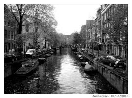 Amsterdam. by n0made