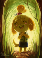 Isabelle by CuteSkitty