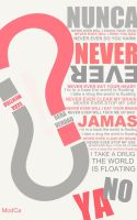 NEVER EVER by Modca