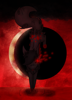 :3rd CP: Blood Lake by GlassFeline
