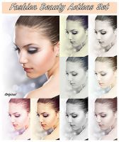 Fashion Beauty Actions Set by FP-Stock