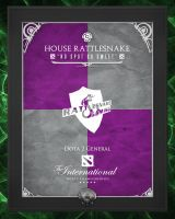 TI3 Banners - Rattlesnake by goldenhearted