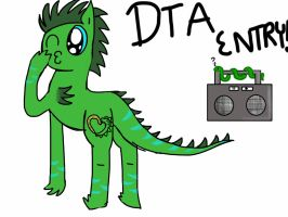 DTA Entry! by unicorn9098