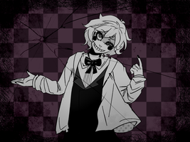 The Distortionist [GHOST] by Cryptic-Mystic