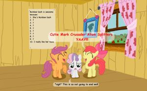 Open Forum: the Manehatten Project by Birdco