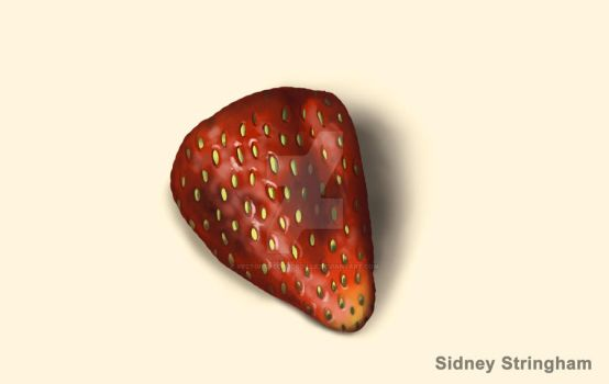 Strawberry by VectorTheCrocodille