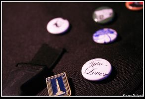 Button Badges by Ruun