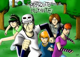 Mosquito Mutante Color by RAMIROGM