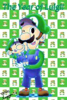 2013: Year of Luigi by Sagojyousartpage