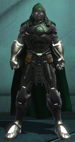 Dr. Doom (DC Universe Online) by Macgyver75