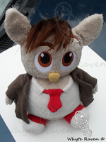 Doctor Whoot by Whyte-Raven