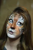 tigermakeup2 by Steflashatic