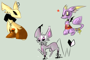 Poke-punk Adopts Closed by Stupid-Sprites