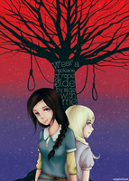 The Hanging Tree by mapchild