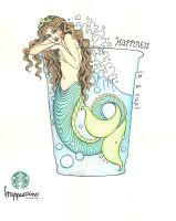 Happy Mermaid 1 by taylovestwilight