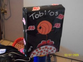 Tobi Cereal by tobiuchiha777