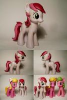 Rose G4 Custom Pony by Oak23